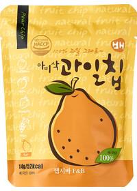 아비삭 과일칩 - 배 14g
