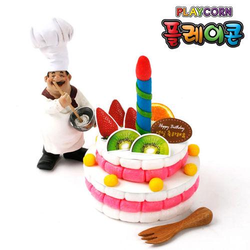 [플레이콘]케익만들기