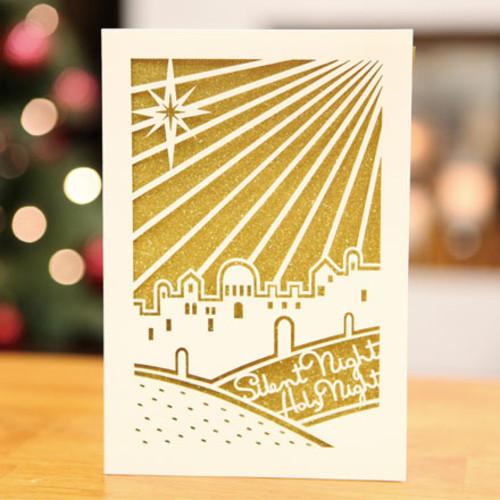 하베스터 크리스마스 카드 - 베들레헴 2
