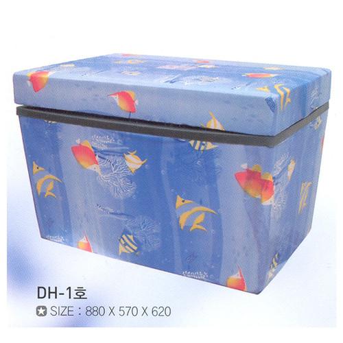 (한셀)뉴팬더 영업/레져용 대용량 아이스박스 DH-1호(별왕대)