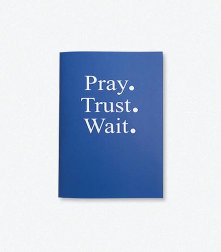 기도노트-BLUE