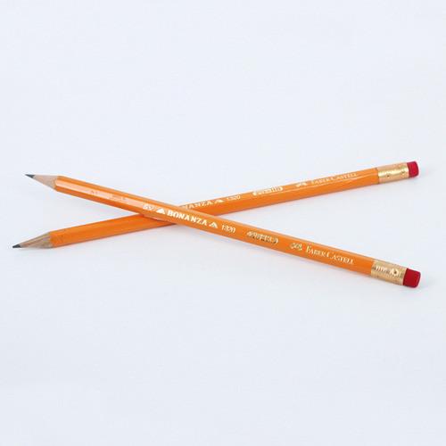 단체인쇄용 - 보난자 지우개 연필 (파버카스텔 연필)