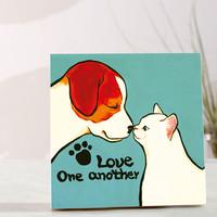 (말씀자작나무액자) LOVE ONE ANOTHER