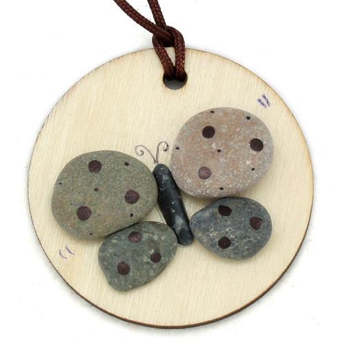 에코스톤목걸이만들기-나비