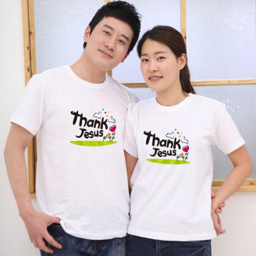 마이제이디_주님께감사 티셔츠_교사용(국산순면6색)