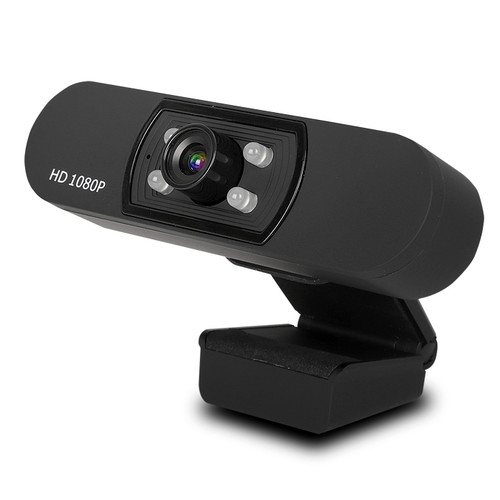 TDinc H800 FULL HD 고화질 웹캠 화상카메라