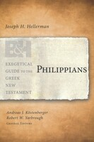 EGGNT: Philippians (Exegetical Guide to the Greek New Testament) (Paperback)