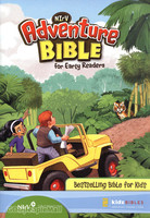 NIrV: Adventure Bible for Early Readers, Full Color (Hardcover)