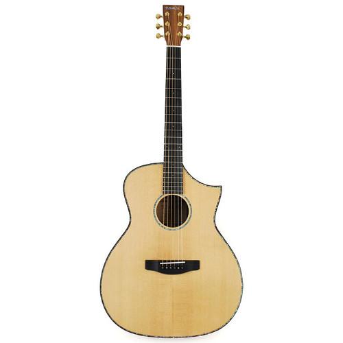 쟈마 WS-A100KC 어쿠스틱 기타
