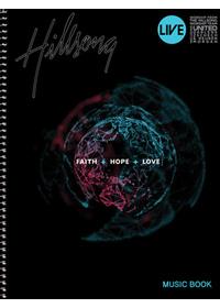 2009 Hillsong Live Worship - Faith Hope Love (악보집)