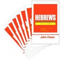 Epistle to the Hebrews, 7 Vols. (John Owen) (존오웬 히브리서 전집 원서)