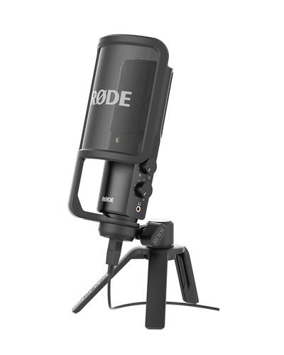 RODE NT-USB 컨덴서 USB 마이크