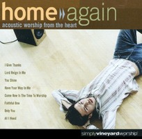 Home again04-acoustic worship from the heart(CD)
