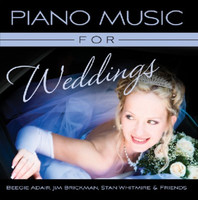 Beegie Adair, Jim Brickman, Stan Whitmire& Friends - Piano Music For Weddings (CD)