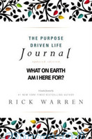 Purpose Driven Life Deluxe Journal (HB)