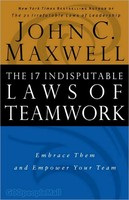 The 17 Indisputable Laws of Teamwork (PB)