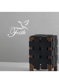 미니레터링 - Faith(믿음)