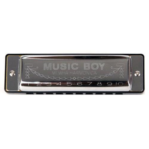 미화 MUSIC BOY 블루스 하모니카