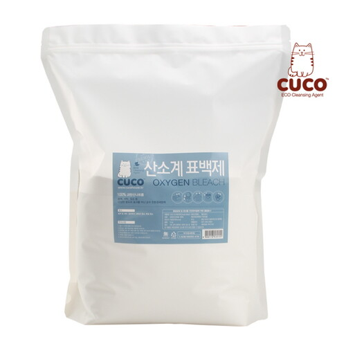CUCO 과탄산소다 5kg 국내산
