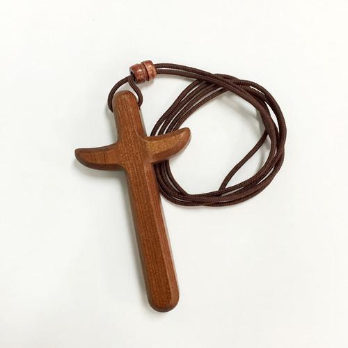십자가 목걸이 - 부활