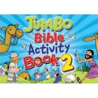 Jumbo Bible Activity Book 2 (PB)
