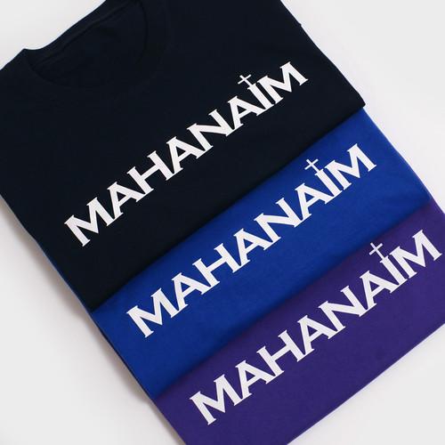 갓피플 반팔 티셔츠 - 마하나임 : 하나님의 군사