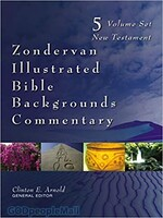 ZIBC: Zondervan Illustrated Bible Backgrounds Commentary 5권 세트 (HB)