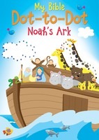My Bible Dot-to-Dot: Noahs Ark (PB)