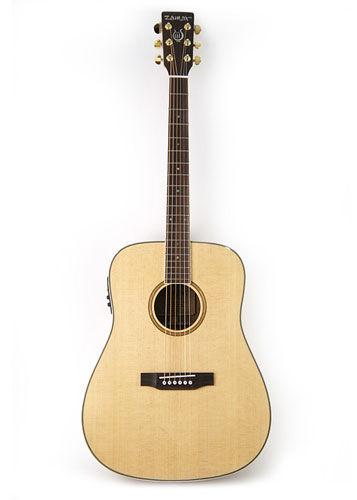 쟈마 WORSHIPER-D 어쿠스틱 기타