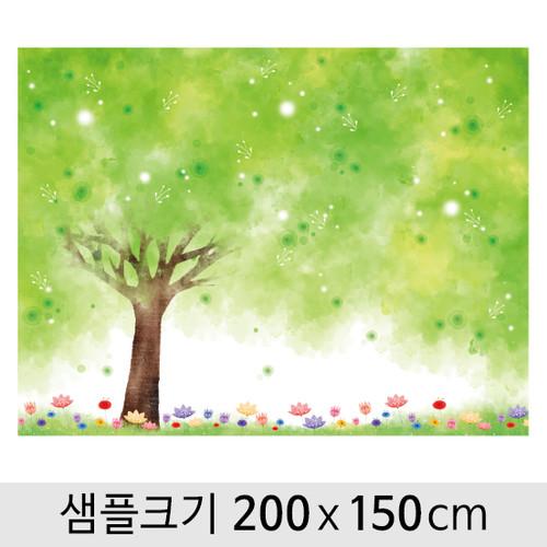 봄배경현수막-033   ( 200 x 150 )