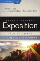 Exalting Jesus in the Sermon on the Mount (Paperback)