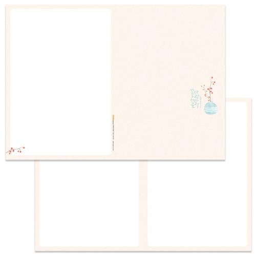 S 네이처주보 A4 4면(양면) A4120