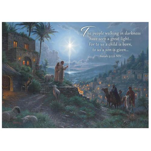 (성경)크리스마스카드 40770