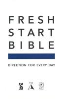 NLT: Fresh Start Bible: Linen (양장본)