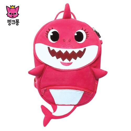 핑크퐁_엄마 상어 미아 방지 배낭(WP-B09)