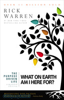 The Purpose Driven Life: What on Earth Am I Here For? (PDL) - 목적이 이끄는 삶 원서