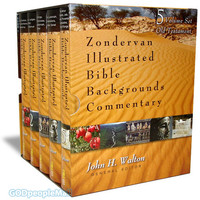 Zondervan Illustrated Bible Backgrounds Commentary: Old Testament, 5 Vols.