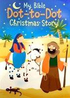 Christmas Story (Series: My Bible Dot-to-Dot) (PB)
