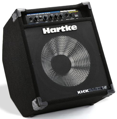 하키 KICKBACK 15 베이스 앰프