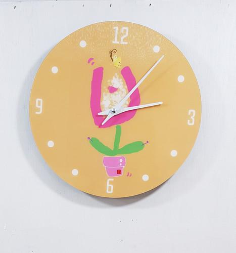 봄봄, 내 인생의 봄-  원형시계