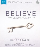 NIV: BELIEVE, Unabridged AUDIO 16 CDs