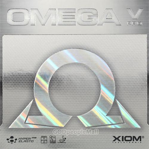엑시옴 OMEGA 5 PRO 러버