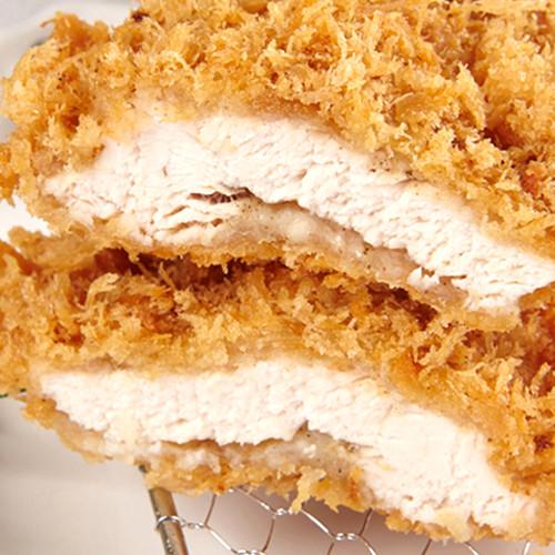 서산기쁨누리교회 이든밥상의 국산 닭가슴살 치킨까스(100g * 2개)