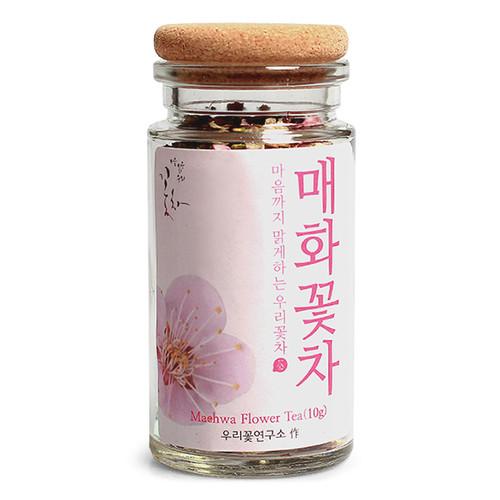 미니 매화꽃차 10g /꽃차