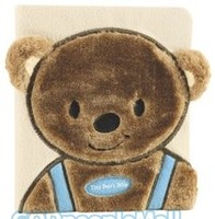 Tiny Bears Bible (Blue, HB)