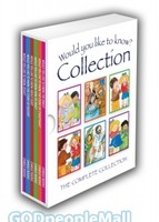 Would You Like to Know? Collection  (PB)