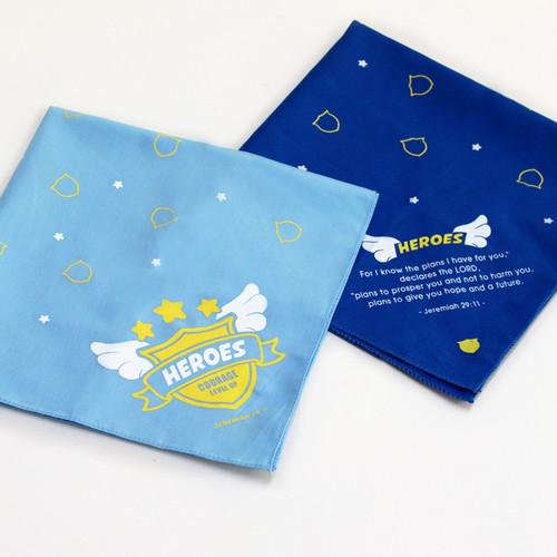 Heroes 스카프 (손수건)