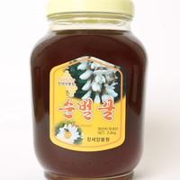 성도교회 장성범 집사의 야생화 꿀(2.4kg)