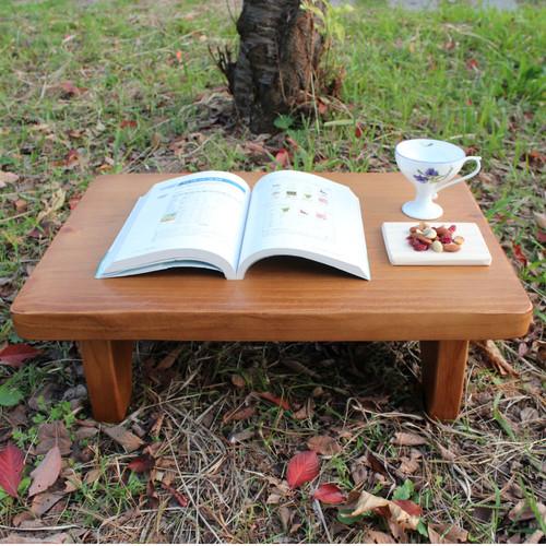 소나무 예배상 독서대 찻상