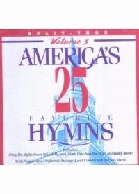 Americas 25 Favorite Hymns 3 (CD)